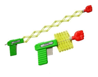 Juguete Pistola De Juguete De Puño Retráctil Elástica