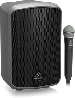 Bafle Portátil Behringer Mpa100 Bt C/micrófono - Cuotas