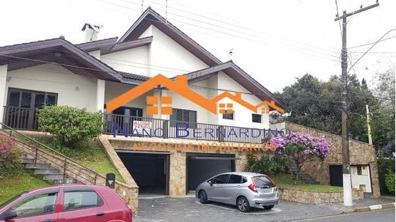 Casa Aconchegante Em Condomínio Fechado De Arujá, Confira ! - 20101