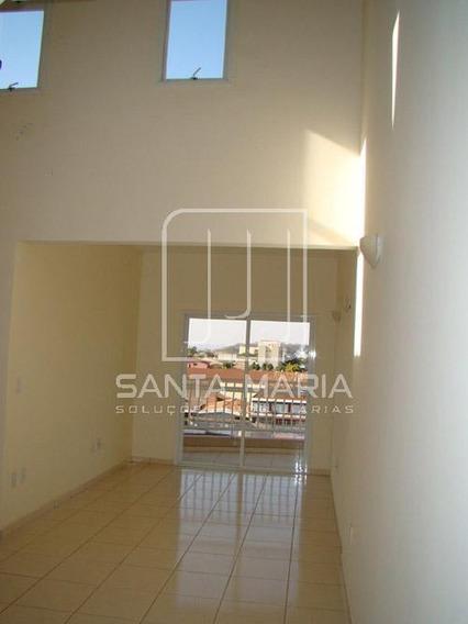 Apartamento (cobertura 2 - Duplex) 3 Dormitórios/suite, Cozinha Planejada, Portaria 24hs, Lazer, Elevador, Em Condomínio Fechado - 8897veiuu