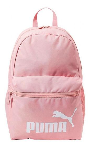 Puma Mochila Lifestyle Mujer Phase Backpack Rosa