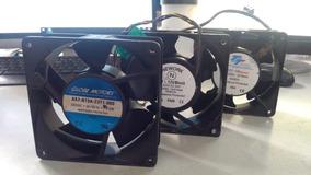 3 Coolers 12x12cm 120/230v 20 Watts 50/60hz
