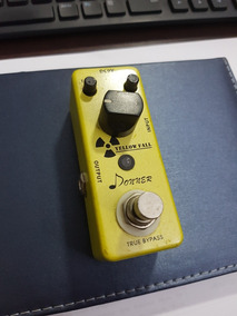 Pedal Delay Yellow Fall Donner