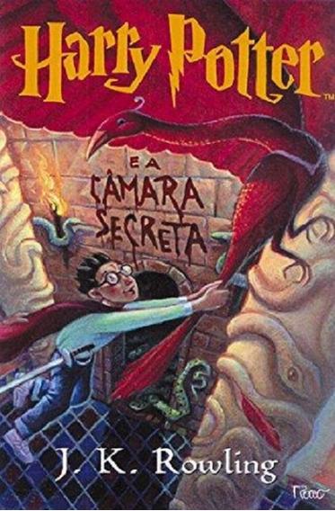 Harry Potter E A Camara Secreta - Rocco