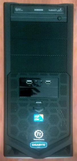 Gigabyte Ga-x58-usb3 Com Intel Core I7-950 + 8gb De Ram