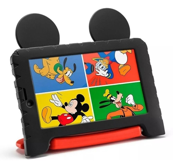 Tablet Infantil Multilaser Mickey Plus Wi-fi 7 Pol 16gb