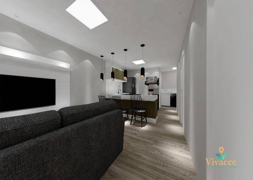 Imagem 1 de 16 de Apartamento À Venda, 60 M² Por R$ 239.000,00 - Cidade Patriarca - São Paulo/sp - Ap0012
