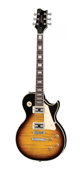 Guitarra Les Paul Gld155c Brb Brown Burst Golden