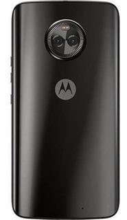 Tampa Traseira Vidro Motorola Moto X4 Original *envio Já *