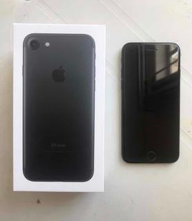 iPhone 7 - 128 Gb (preto Fosco).