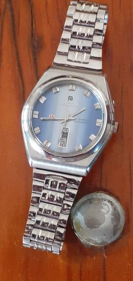 Relógio Ricoh Automático Antigo Cavedar