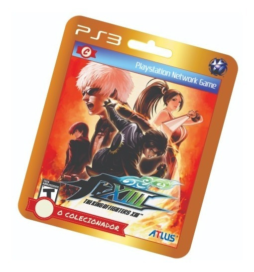 The King Of Fighters Xiii Em Oferta!