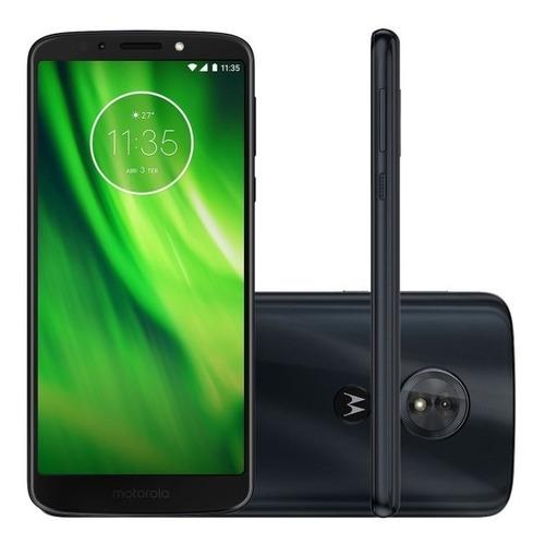 Motorola Moto G6 Play Xt1922 - 32gb 4g Wifi 13mp - Exposição