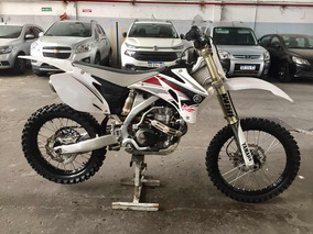 Yamaha Yz450f Impecable!!! Patentada!!!