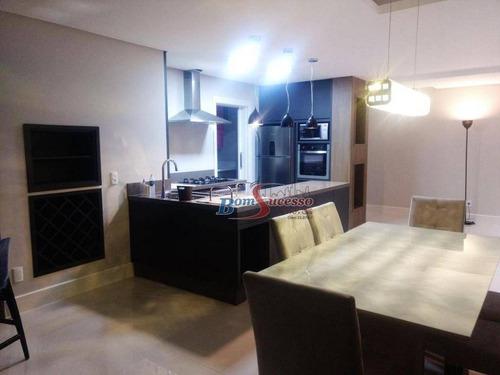 Imagem 1 de 30 de Apartamento Com 3 Dormitórios À Venda, 117 M² Por R$ 1.940.000,00 - Centro - Balneário Camboriú/sc - Ap2163
