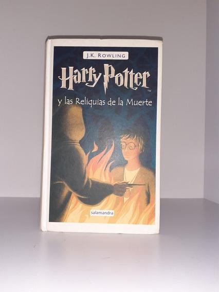 Livro, Harry Potter Y Las Reliquias De La Muerte