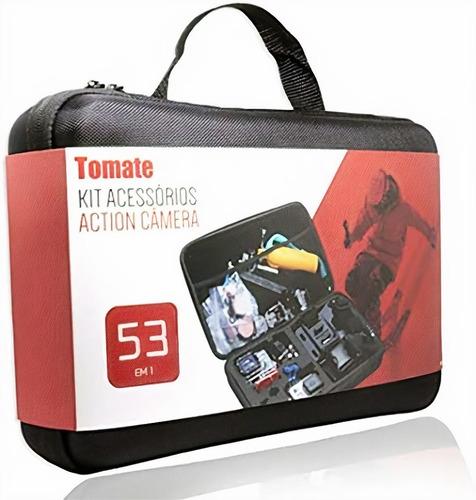 Kit 53 Acessórios P Action Camera Gopro Hero 3 4 5 6