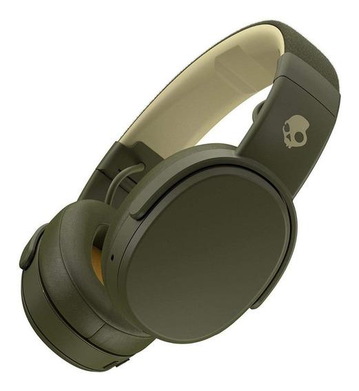 Audífonos inalámbricos Skullcandy Crusher Wireless elevated olive