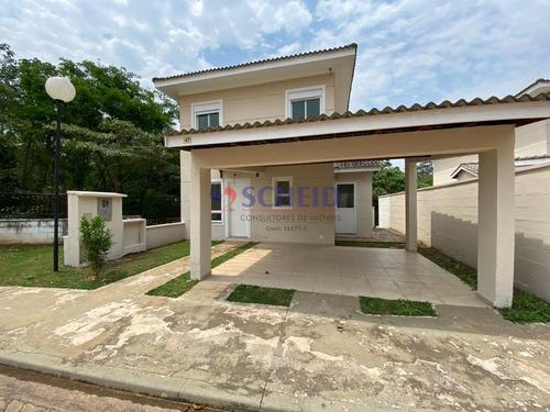 Imagem 1 de 15 de Casa  Para Venda  No Condomínio  Mirante Jardim Da Gloria    - Mr77158
