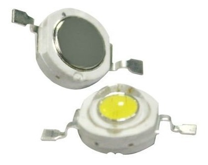 7 Led 3w Alta Potencia Cool Blanco 6000 - 6500k