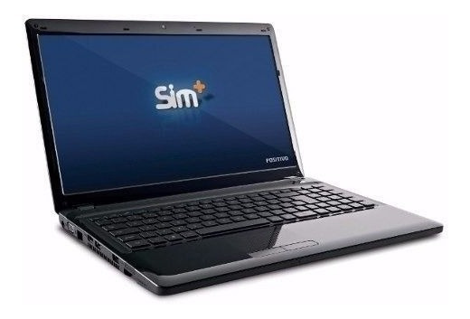 Notebook Positivo Sim+ Amd 4gb 500gb Windows 15,6