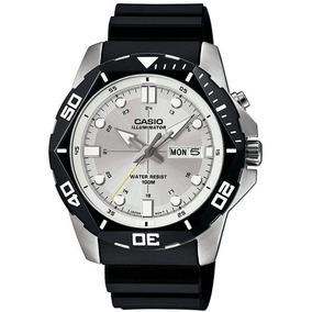 a7608455e39f Reloj Casio Para Hombre Mtd1080-7av Con Correa De Resina