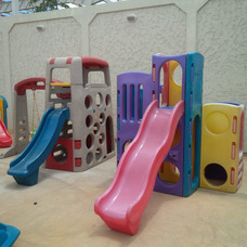 Parques, Carritos, Inflables, Piscinas, Toboganes.