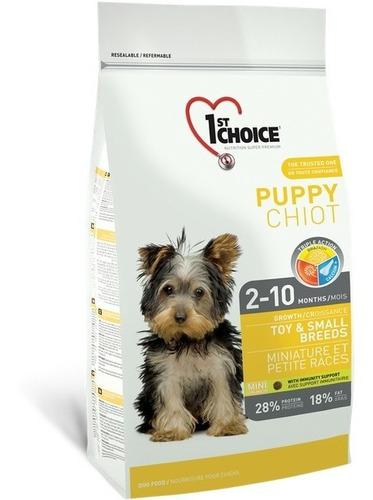 Alimento Perro 1st Choice Cachorro Raza Pequeña 1 Kg