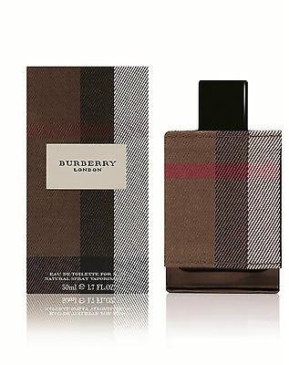Perfume Burberry London For Men Edt 50ml