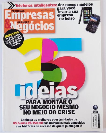 Revista Pequenas Empresas E Grandes Negócios Nº 240 - Jan 09