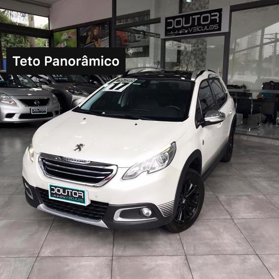Peugeot 2008 1.6 16v Flex Griffe Automático 2017 / 2008 17