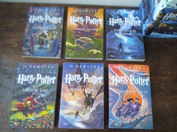 Box Harry Potter C /6 Livros