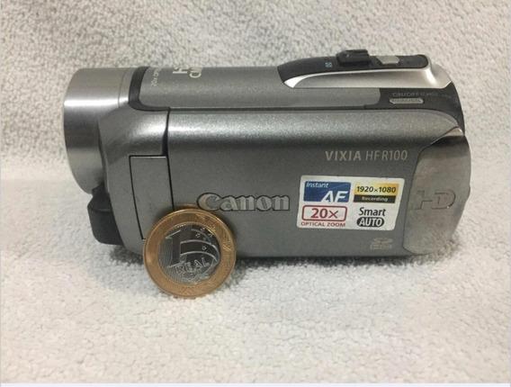 Handycam Canon Vixia Hf R100 Fullhd