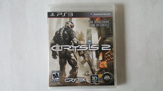 Crysis 2 - Ps3 - Original