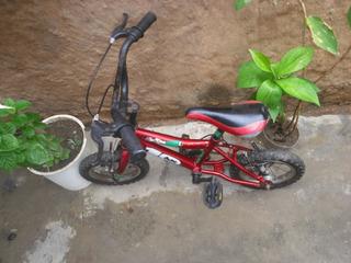 Bicicleta De Niño Rin 12