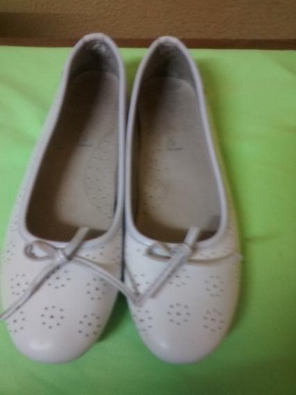 Zapatos De Nena Comunion Fiesta Marcel