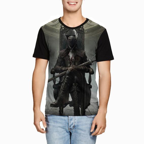 Camiseta Bloodborne Jogo