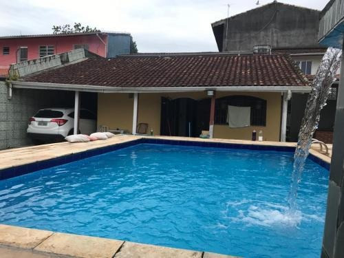 Ótima Casa De Esquina No Gaivota Em Itanhaém - 6184 | Npc
