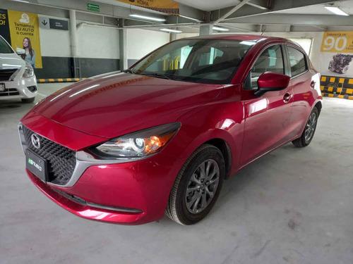 Imagen 1 de 15 de Mazda  Mazda 2  2021  5p I Touring L4/1.5 Aut