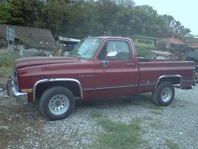 Chevrolet Cheyenne 1988