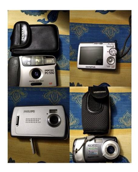 Camara Digital . Samsung, Phillips, Olympus Y Pentax
