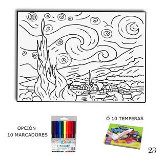 Kit Pinturas Temperas Para Niños En Mercado Libre Argentina