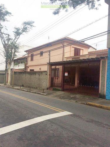 Sobrado Com 2 Dorms, Cerâmica, São Caetano Do Sul - R$ 760 Mil, Cod: 665 - V665