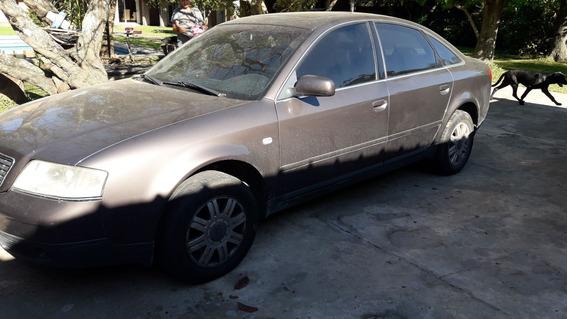 Audi A6 2.4 Quatro V6 Nafta Segunda Mano 233000kilometros