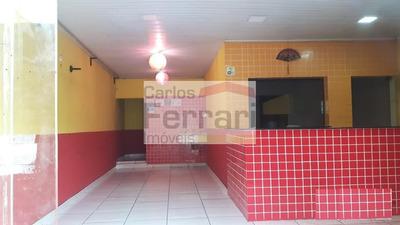 Ótimo Salão Comercial Na Guapira 100m² , Ótimo Para Lanchonete, Restaurante , Etc - Cf19100