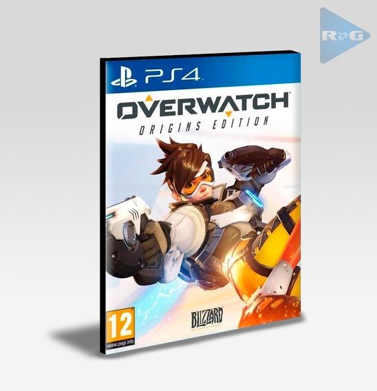 Overwatch Origins Edition   Ps4 2   Português