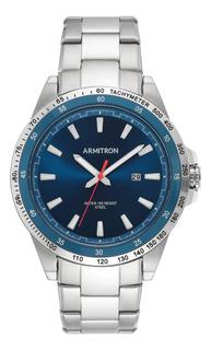 Reloj Analógico Armitron Para Hombre, 5382nvsvwm, Pulso