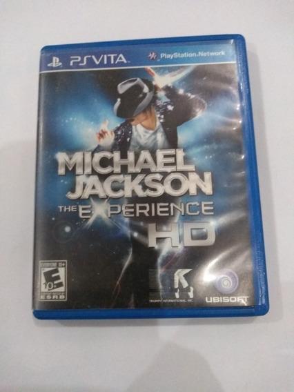 Psvita Michael Jackson The Experience L54
