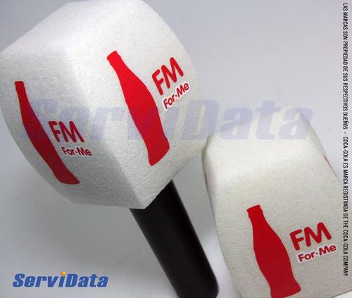 Capuchon Para Micrófono, Filtro Antipop, Paraviento