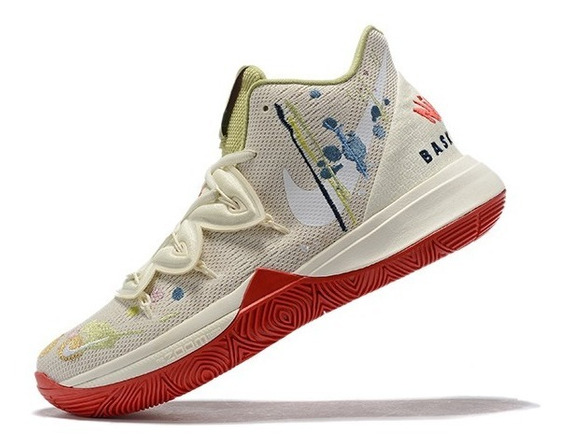 Tênis Nike Kyrie 5 X Bandulu - Bege
